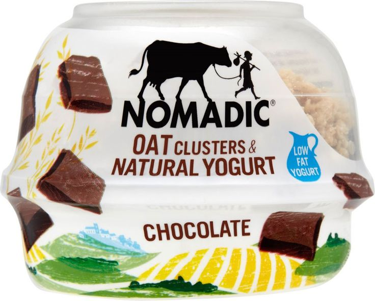 Compare and buy online Tesco Nomadic Oat Cluster with Chocolate Low Fat Natural Yogurt (169g) from Tesco using mySupermarket Groceries to find the best Tesco Nomadic Oat Cluster with Chocolate Low Fat Natural Yogurt (169g) offers and deals and save money