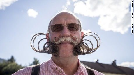 See some of the styles showcased this year at the World Beard and Moustache Championships. Find clippers and grooming eqiupment here