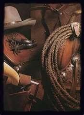 cowboy paraphernalia