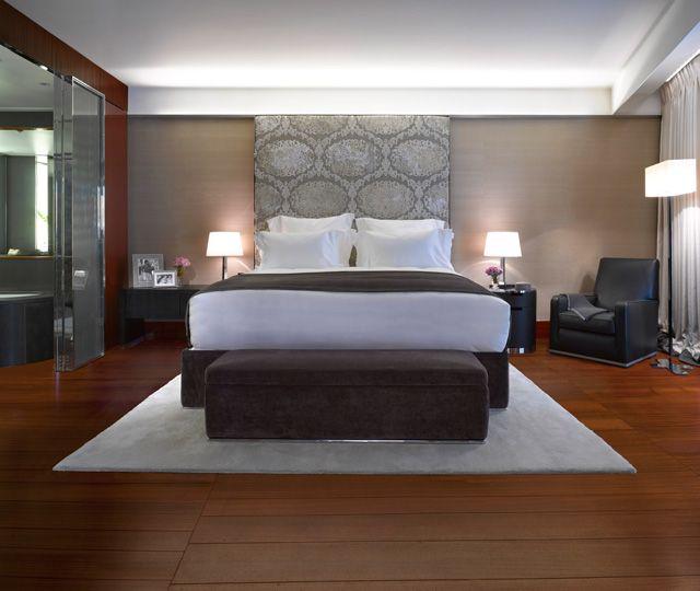 ホテルで体感する一流メゾンの世界観──ホテルのインテリア(2)|GQ JAPAN