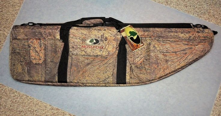 Mossy Oak Hunt Hailstone Predator Tactical Rifle gun Case MO-PTRF-BRS #MossyOak
