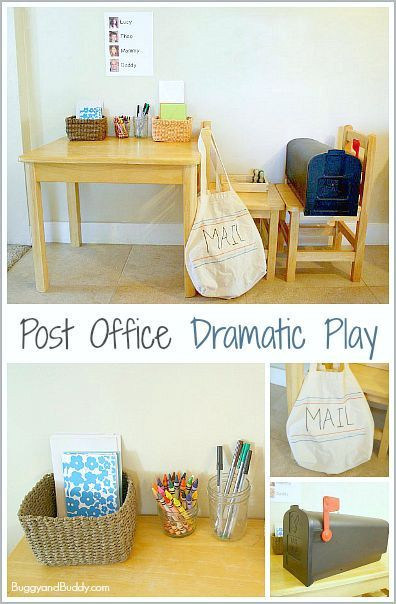 office theme ideas. make this dramatic play post office center to encourage imaginative and writing buggyandbuddy theme ideas n