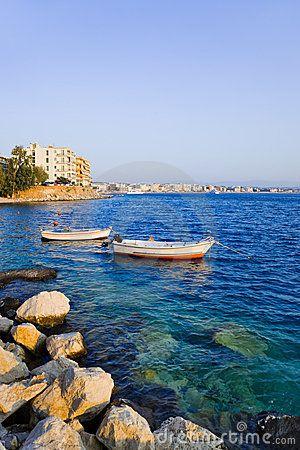Loutraki (on the Gulf of Corinth), Greece