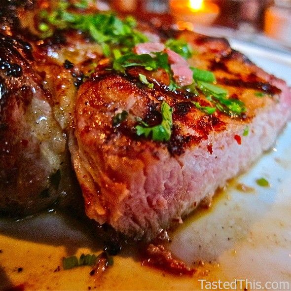 1000+ images about Pork / Chops on Pinterest | Cherries ...