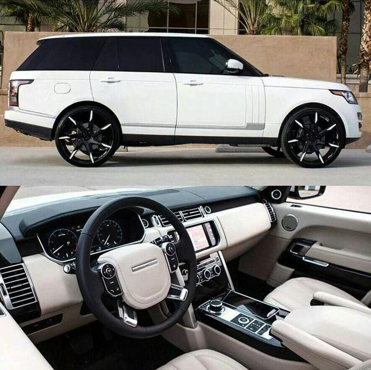 """Find More 2009 Range Rover Sport Hse Automatic For Sale At: Range Rover HSE Sitting On 26"""" LZ-109 Lexanie Wheels"""