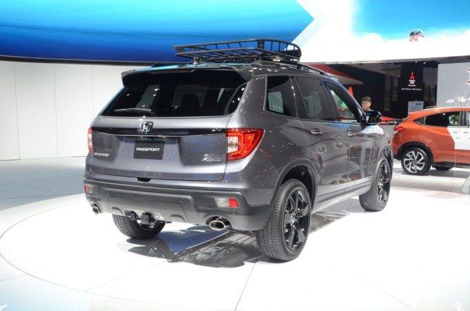 2020 Honda Passport Price Changes Specs And Release Date In 2020 Honda Passport