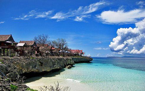 Bira Beach, South Sulawesi-Indonesia.