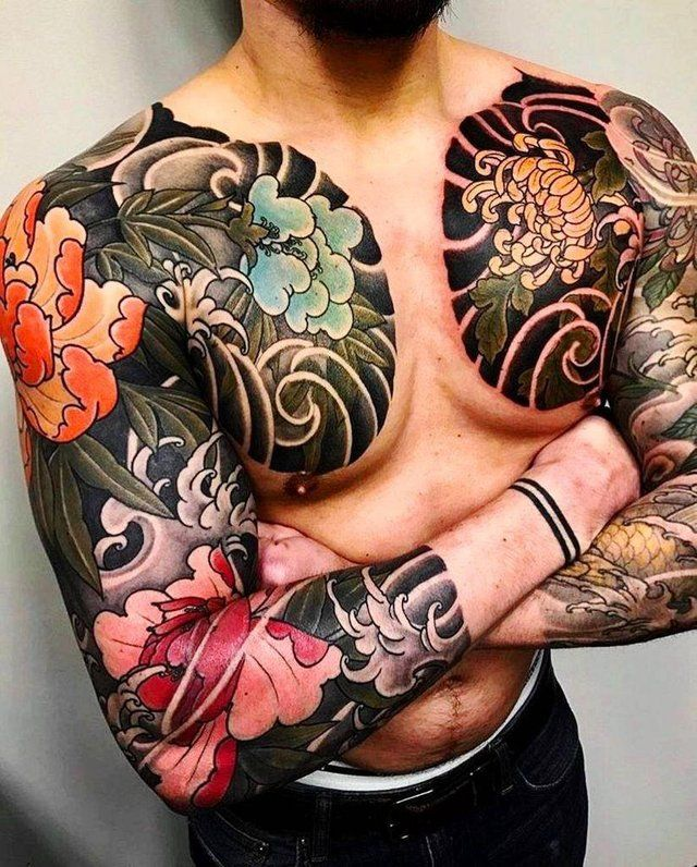 Yakuza Tattoo Google Search Tattoos Japanese Tattoo Japanese Tattoo Designs
