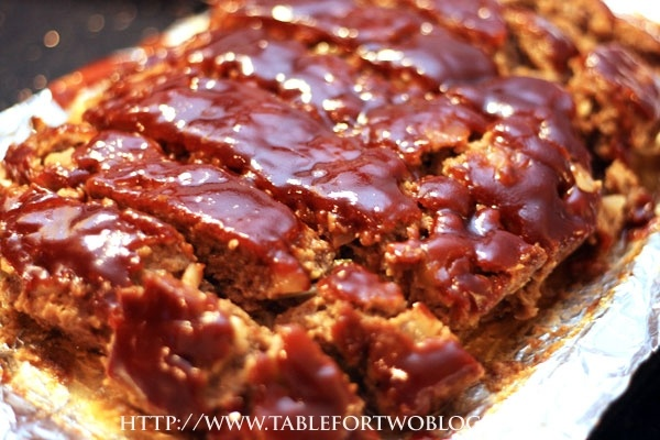 Classic Meatloaf*2 lbs ground beef, 1 1/2 c plain bread crumbs,1 lg ...