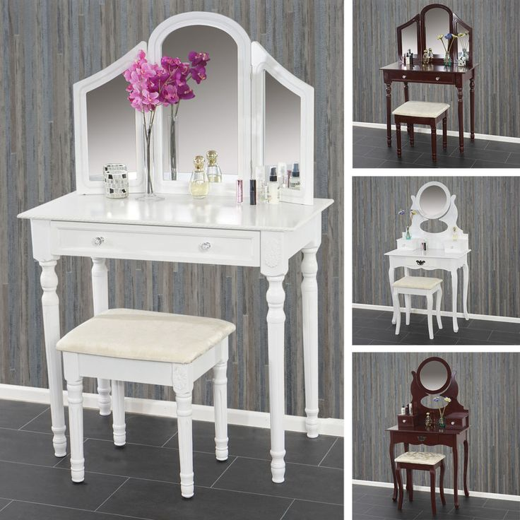25 best ideas about schminktisch hocker on pinterest schminktisch mit hocker hocker f r. Black Bedroom Furniture Sets. Home Design Ideas