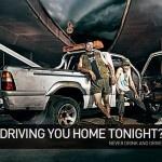 BrandHouse drink-drive campaign