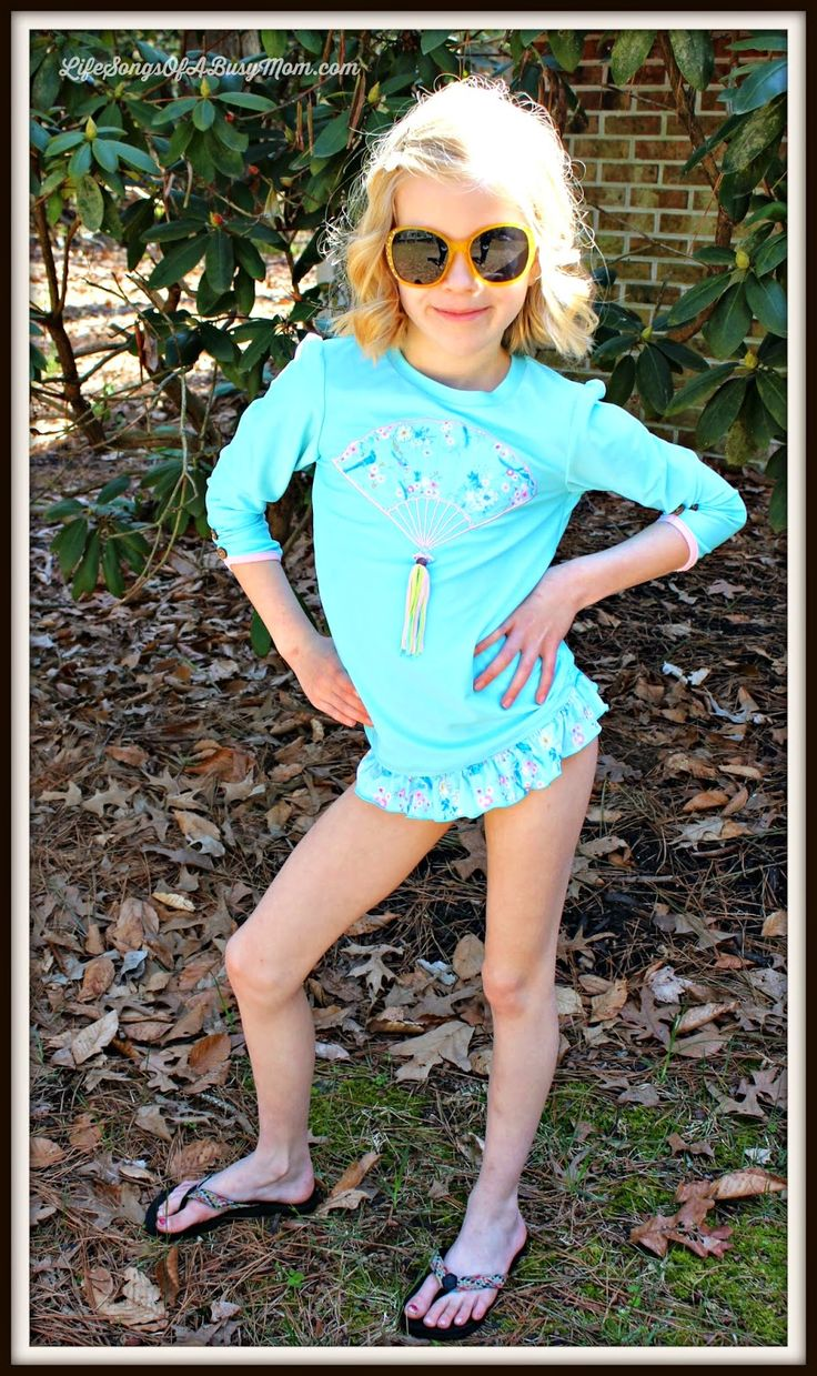 Sunuva Luxury UV Swimwear And Beachwear For Kids & $100 giveaway!  #swimwear #kidsswimwear #uvswimwear #summer2015