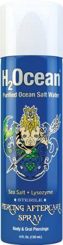 H2Ocean Piercing Aftercare Spray, 4 Fluid Ounce H2Ocean,http://www.amazon.com/dp/B007M1ZQM2/ref=cm_sw_r_pi_dp_Ps7ltb1S282D606N