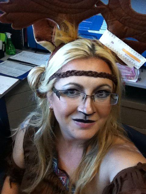 Me. Halloween 2014.