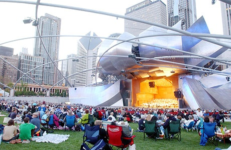downtown chicago events memorial day weekend