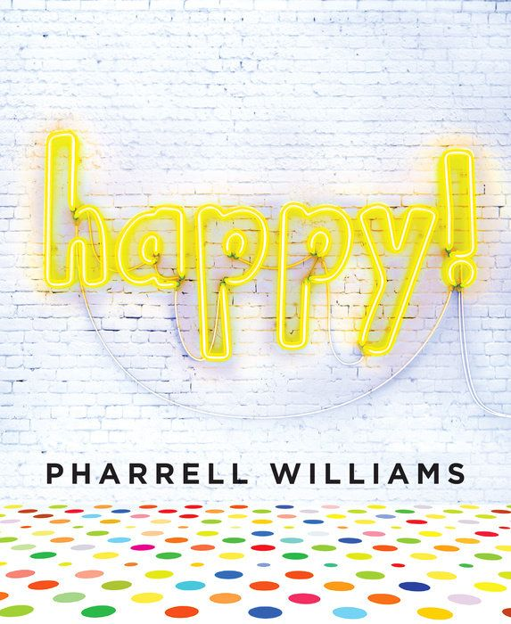 review of Happy by Pharrell Williams
