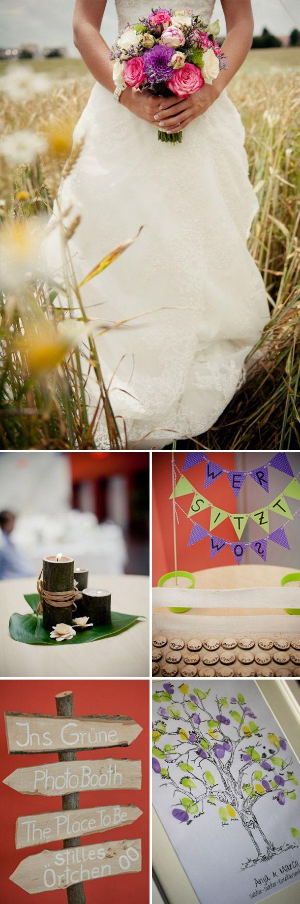 DIY-Hochzeit im Schloss Werneck | Hochzeitsblog Hochzeitswahn – Sei Inspiriert!