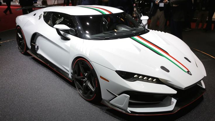10 Newest #exoticcars to debut at the #genevamotorshow 2017