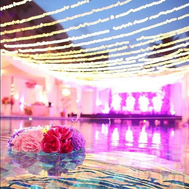 Stunning wedding at @Four Seasons Hotel Jakarta. Thank you to Stefanie and her husband for sharing this gorgeous photo!