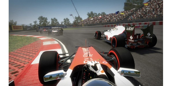 formula 1 2013 xbox live