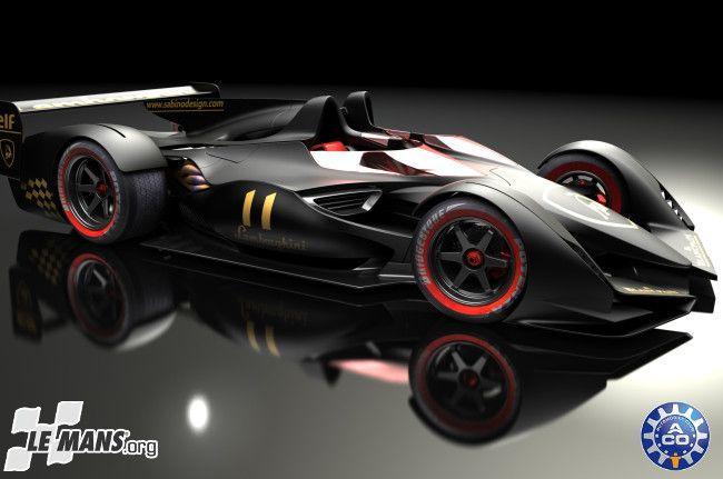 Auto News - 24 Heures du Mans 2012 - Lamborghini LMP-F | The official website of 24 Heures du Mans