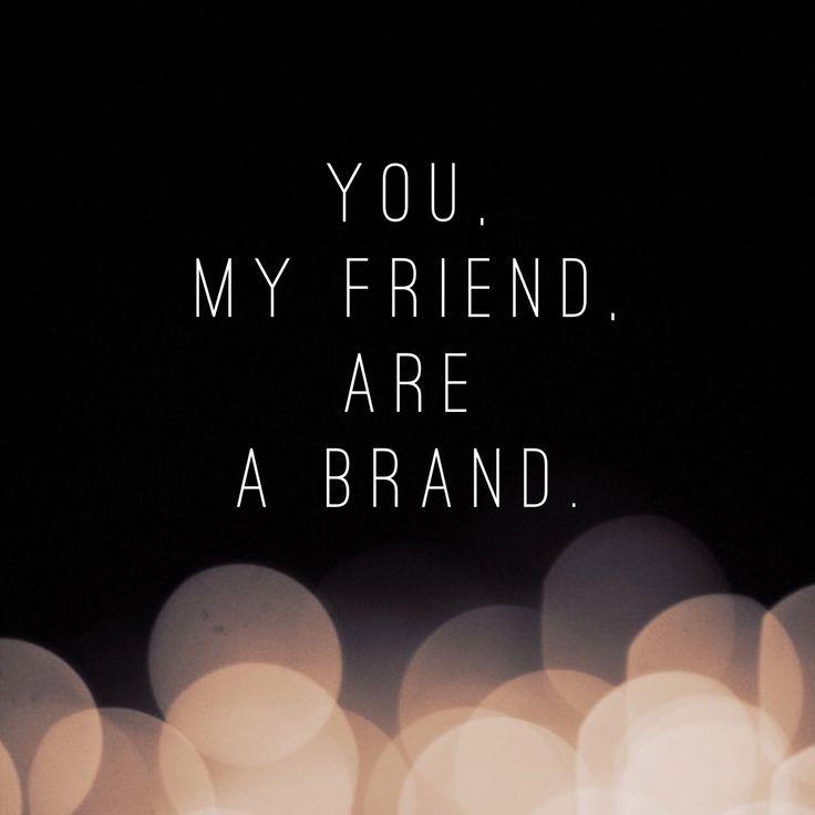 Quotes / Zitate: Personal Branding