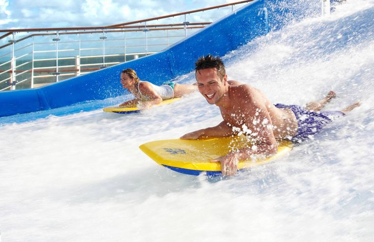 On-board fun reaches new levels with Navigator Travel & Tourist Services.