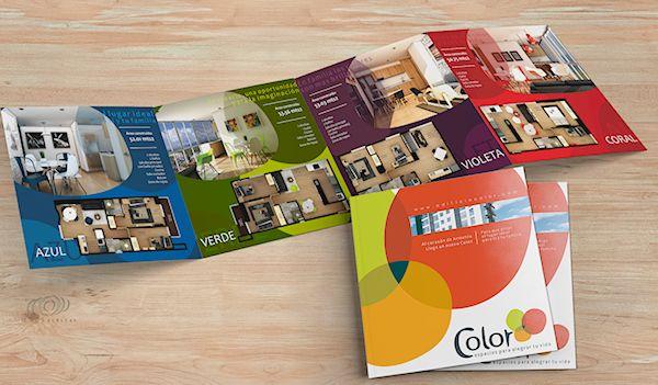 #DiseñoGráfico #Brochure #Portafolio #Plegable
