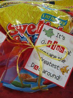 o-fish-al gift for him