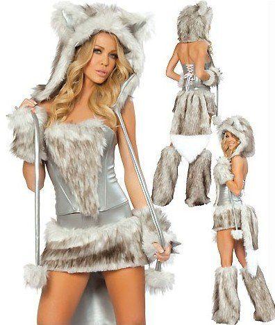 25+ best Wolf costume women ideas on Pinterest | Female warrior ...