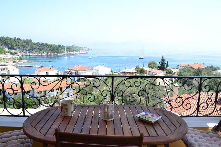 Elaia Apartments-Panoramic View