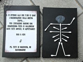 Silv.etta: Invito per Halloween