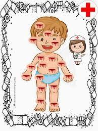 Αποτέλεσμα εικόνας για ανθρωπινο σωμα νηπιαγωγειο