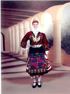 Farsala -Thessalia  Καταγραφή της παραδοσιακής φορεσιάς των Φαρσάλων σε συνεργασία με το μουσείο πόλης