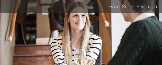 Fraser Suites Edinburgh: Facilities & Services. Corporate accommodation in Edinburgh, Scotland. Edinburgh holiday apartments with the luxury of the best hotels in Edinburgh.