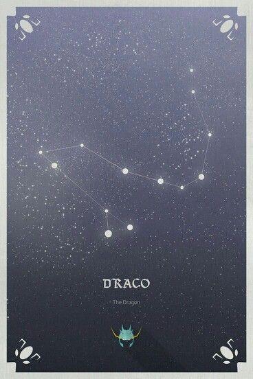 Constelação Draco