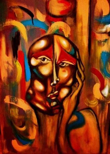 """Saatchi Art Artist Iulia Sirbu; Painting, """"Windsom"""" #art Custom made"""