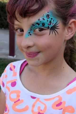 17 Best Images About Face Paint Rockstar On Pinterest | Radios Buxton And Lady Gaga