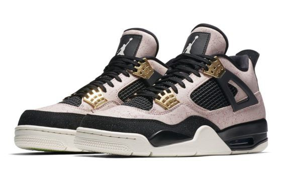 Official Look At The Air Jordan 4 WMNS Silt Red | Air
