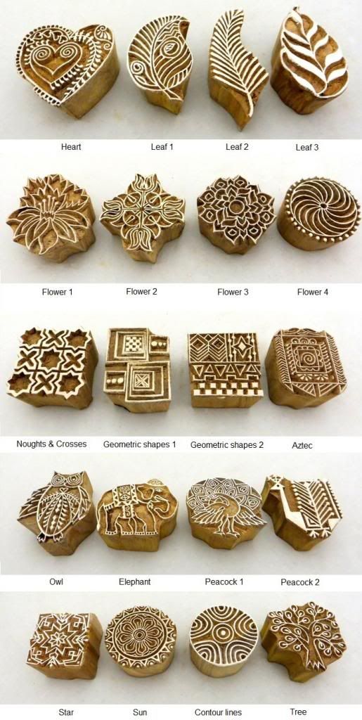 Hand carved wooden block stamps Indianstamps2small_zps50f85dd2.jpg