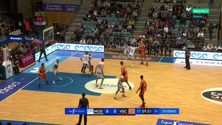 goals BASKETBALL: Liga Endesa - Obradoiro vs. Valencia Basket - 28/01/2018 Full Match link http://www.fblgs.com/2018/01/goals-basketball-liga-endesa-obradoiro.html