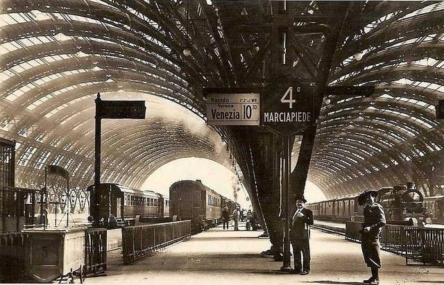 Stazione Centrale 1938