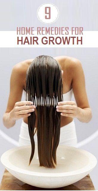9 Best Hair Growth Remedies..