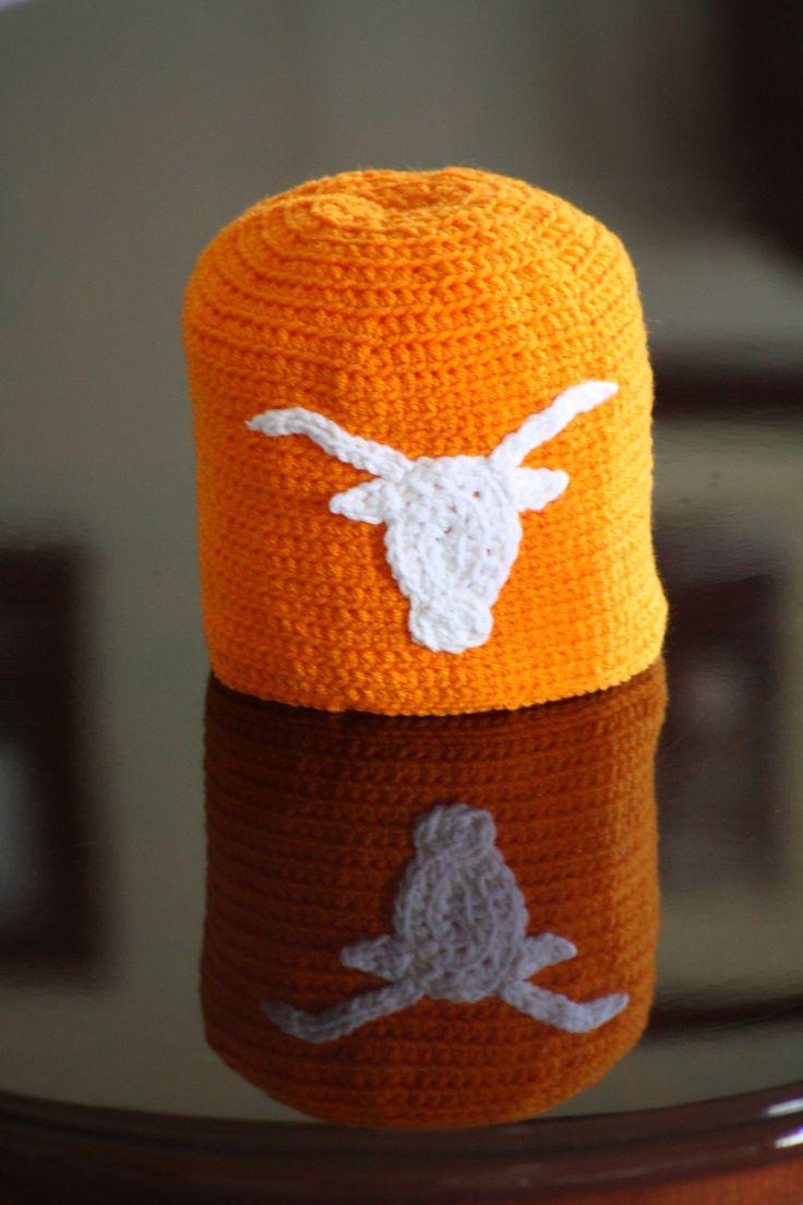 Texas Long Horns Beanie