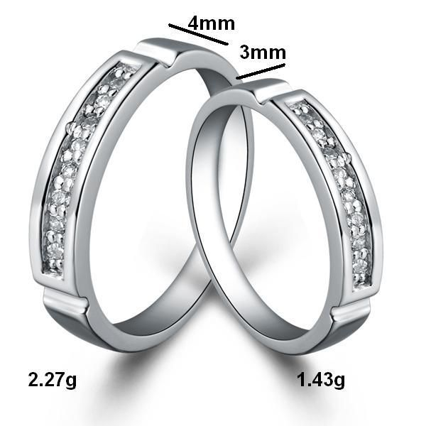 Find More Rings Information about 2016 Hot Sale Weddings & Events Men&Women Jewelry Couple Rings Silver Plated Brand Vintage Jewelry Ulove J032,High Quality jewelry accessories for women,China jewelry student Suppliers, Cheap jewelry jade from Ulovestore Jewelry on Aliexpress.com