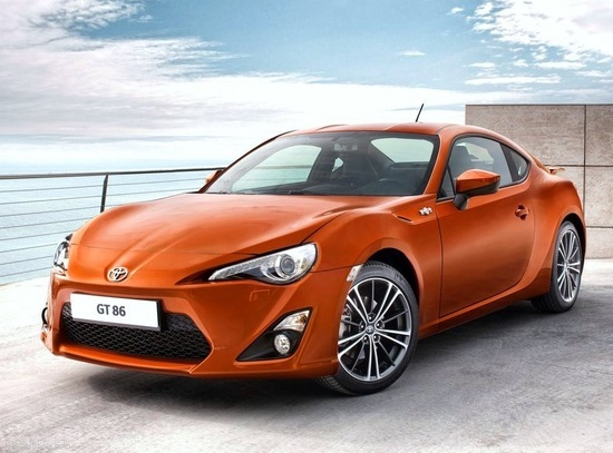 2012 Toyota GT 86   What A Beautiful Car.