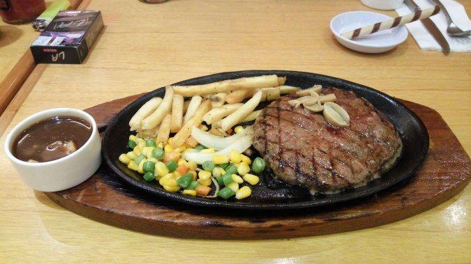 Harga Menu Steak 21 Tebet Jakarta Makanan, Makanan enak