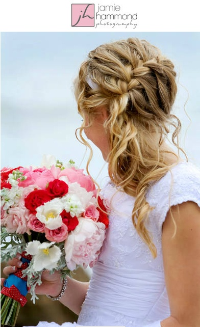 Bride hair possibility