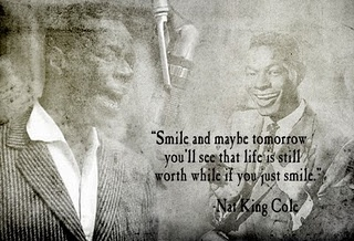 One of my all time favorites... Nat King Cole!