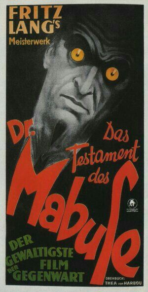 8 best books worth reading images on pinterest a girl book the testament of dr mabuse directed by fritz lang fandeluxe Images